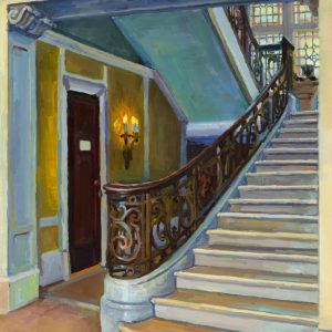 Marble Staircase View 1